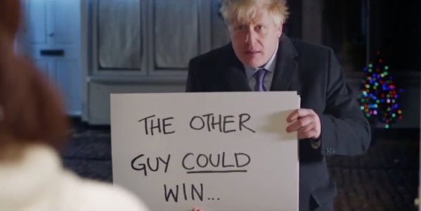 'Brexit, actually': UK Prime Minister Boris Johnson parodied 'Love Actually' as a major election looms