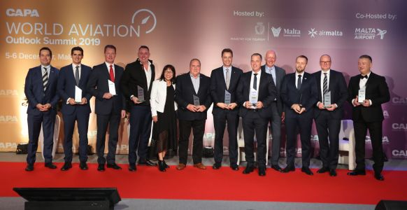 AirBaltic Receives the Regional Airline of the Year Award by CAPA - Centre of Aviation
