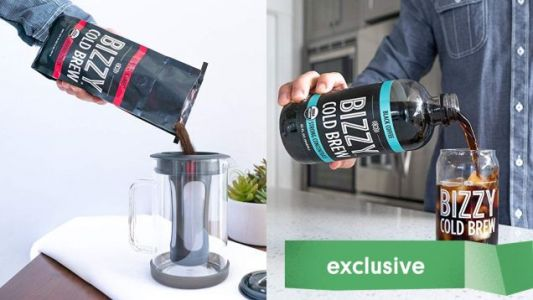 Save 15% On Bizzy Coffee, Amazon's Top-Selling Cold Brew Brand