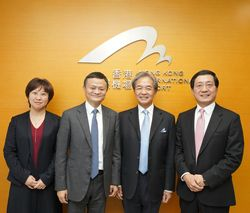 Airport Authority and Alibaba Group Express Commitment to Developing Smart Logistics Hub at HKIA