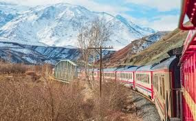 New tourist-only Eastern Express launched to boost railway tourism in Turkey