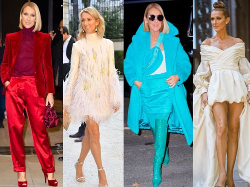 Céline Dion is 2019's queen of celebrity fashion. These were her best looks of the year