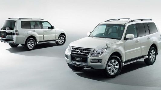 The Mitsubishi Pajero to Retire from Japanese Markets