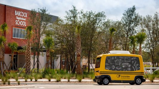 Feds Order Company to Stop Shuttling Florida Kids to School in Autonomous School Bus
