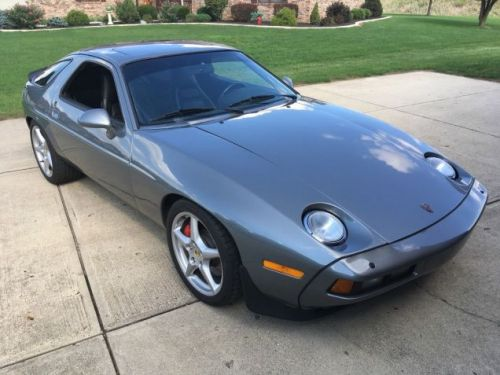 At $8,500, Could This 1985 Porsche 928 S Put Some Grand in Your Touring?