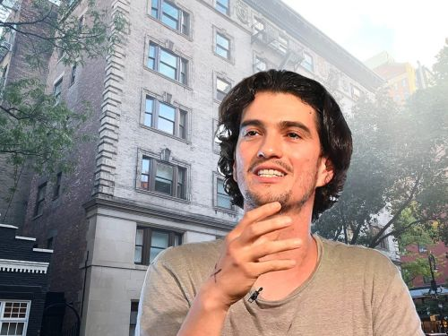 Ousted WeWork CEO Adam Neumann might be selling part of his Manhattan compound, according to reports