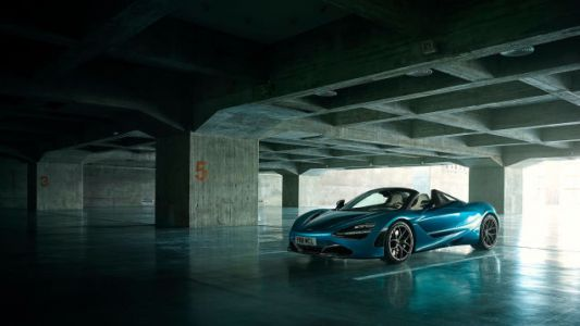 The 2019 McLaren 720S Spider Is A True 200 MPH Open Top