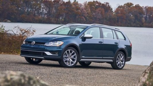 Killed By Crossovers: The Volkswagen Golf SportWagen and Golf Alltrack