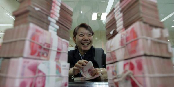 China will start destroying cash collected in areas with high exposure to the coronavirus