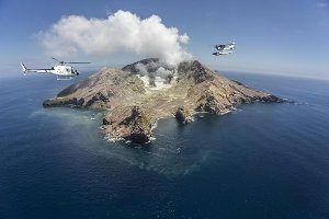 New Zealand: 23 tourists injured and 1 missing after White Island volcano erupted