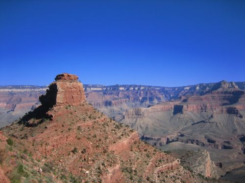 Shutdown Ends Just in Time for Life-changing Grand Canyon Hike