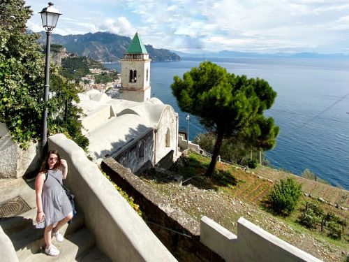 I road-tripped through Southern Italy and lingered over high tea in London for about $2,000 - here's how I did it