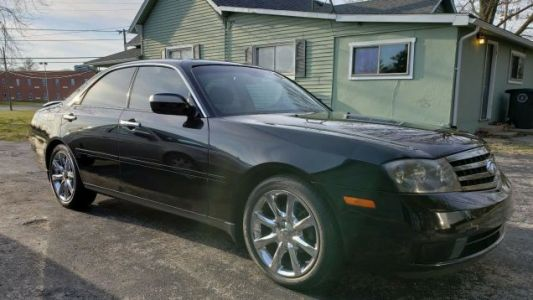 At $9,000, Could This 2003 Infiniti M45 Prove Endless in its Possibilities?