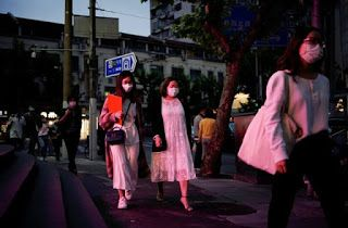 China reports two new coronavirus cases versus one a day earlier