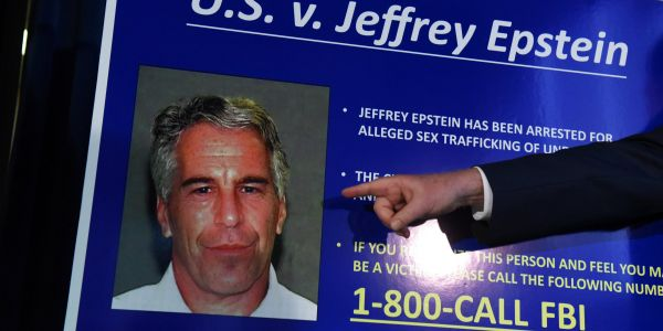 French child protection group calls on prosecutors to open investigation into Jeffrey Epstein's activities in France