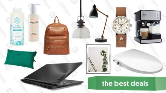 Tuesday's Best Deals: BioBidets, Cole Haan Sale, Honest Company, and More