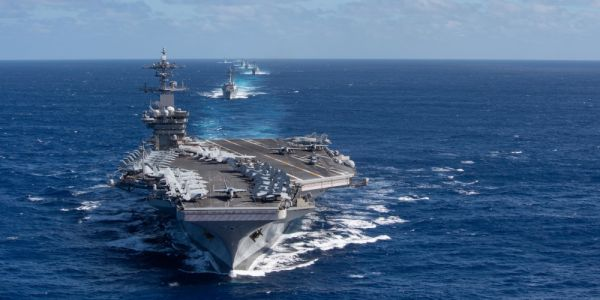 US Navy finishes testing every sailor on aircraft carrier hit by coronavirus, with over 800 testing positive