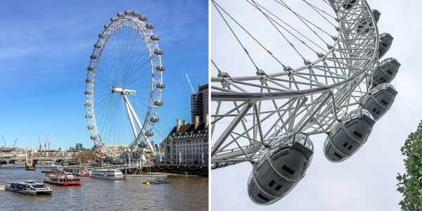 Catch the Buzz on a Walk Through London's South Bank