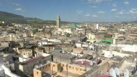 Fez - the spiritual capital of Morocco sees tourists in large numbers