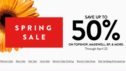 Nordstrom's Enormous Spring Sale Is in Full Bloom