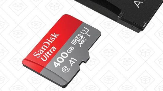 Save Big on a Bunch of MicroSD Cards, Including the Best Price Ever on 400GB