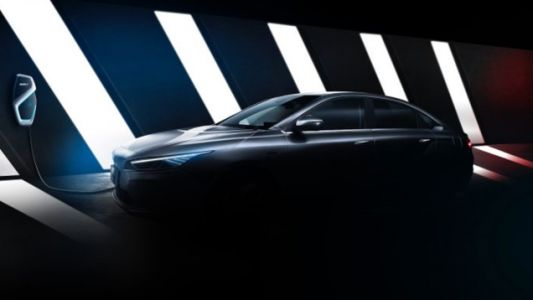 Here's Your First Look at Chinese Automaker Geely's All-New Electric Sedan You've Never Heard Of