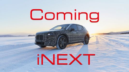 Will The BMW iNEXT Turn BMW Fans Electric?