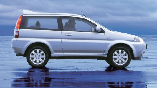 The original Honda HR-V could have stopped Subaru and Volvo dead in their tracks if it had been sold