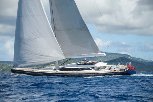 Oyster 125 Sailing Yacht Twilight Is a True GemAimed for long
