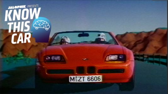 The BMW Z1 Wasn't the Car of the Future. It Was Cooler Than That