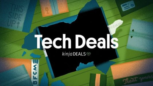 The Best Black Friday Tech Deals