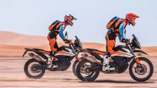 KTM Might Buy Ducati, And That Might Be Good