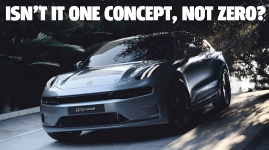 Lynk & Co Has A New Battery Electric Concept With A Range Of 435 Miles