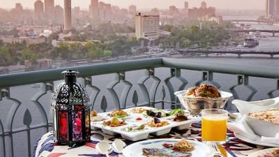 The Rhythms of Cario During Ramadan Through The Eyes of Four Seasons Hotel Cario at Nile Plaza