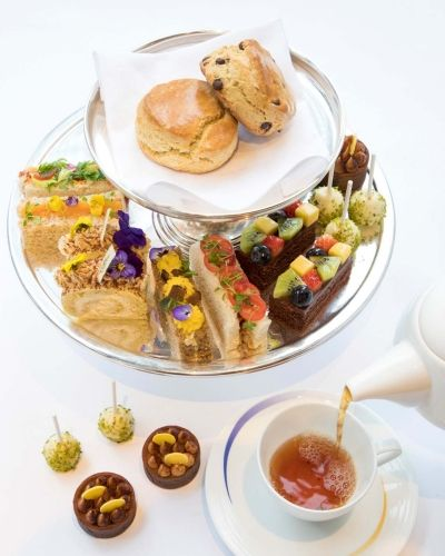 A Nourishing Honey Afternoon Tea at Four Seasons Hotel Shanghai, Fresh From Exotic Shangri-LA In Yunnan Province