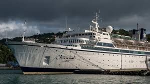 Measles affected Scientology cruise ship remains quarantined in Curacao