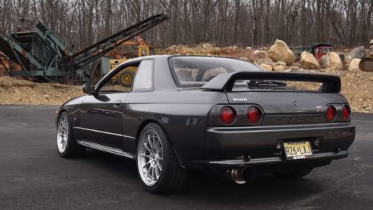A Reminder That Nissan Skylines Are Not All Manic Drift and Race Machines