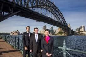 NSW inks 3rd deal with Australia's Qantas airline to promote tourism