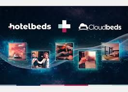 Cloudbeds and Hotelbeds partnership for mutual benefits
