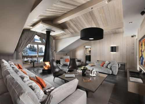 Luxury Ski Chalets and Resorts For Late Season Trips
