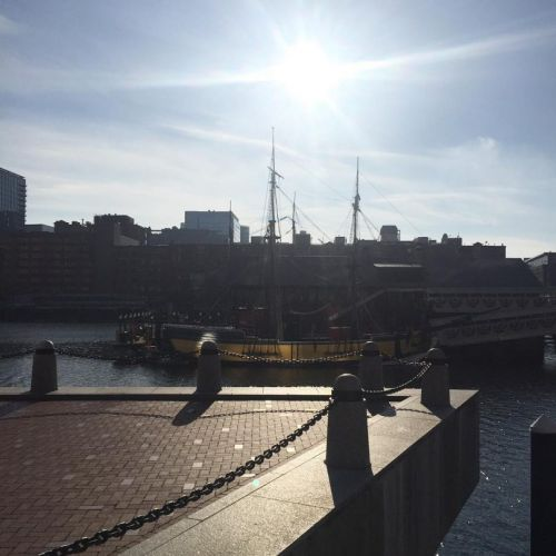 Par-Tea for the 245th Anniversary of the Boston Tea Party