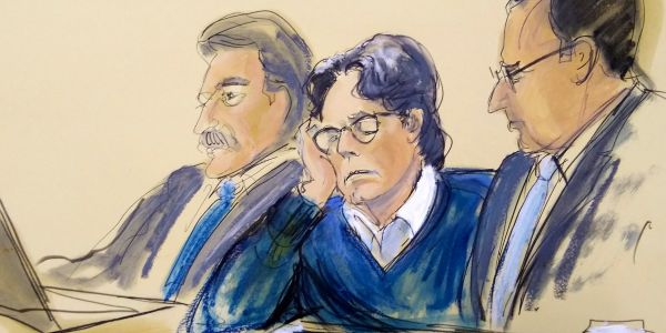 The leader of the sex cult NXIVM was just convicted in the sex-trafficking case against him