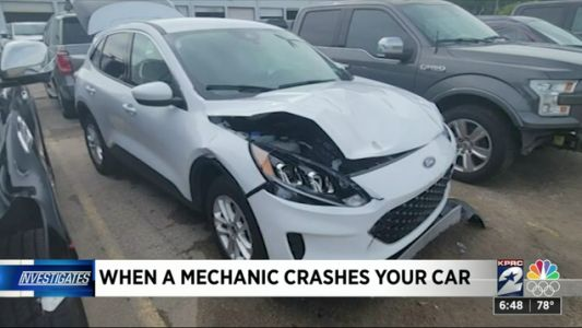 An SUV Was Left At The Dealer For Service And Was Totaled. Now The Owner Is Wanting To Know Who Is Responsible