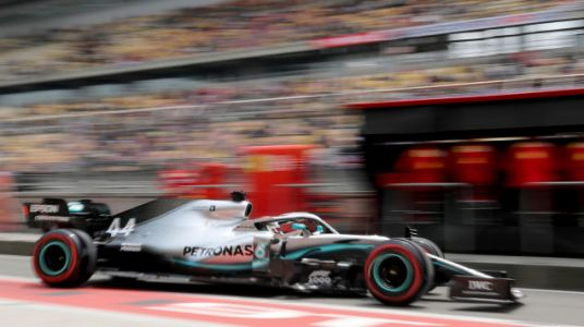 Ferrari May Be Unraveling As Mercedes Nabs Third Grand Prix 1-2 Victory In a Row