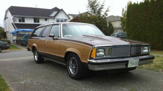At Can$8,500, Could This 1981 Chevy Malibu Wagon Bring Home the Canadian Bacon?