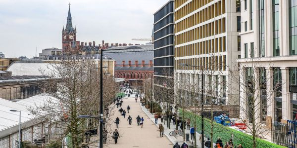 Stroll the Day Away in London's Maida Vale, Camden, Regent's Park and King's Cross