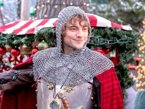 'The Knight Before Christmas' star Josh Whitehouse says he and Vanessa Hudgens already have ideas for a sequel