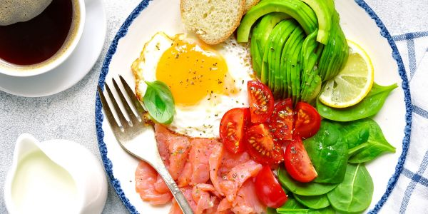 Crave a Healthy Hotel Breakfast? Here's What Foods to Choose