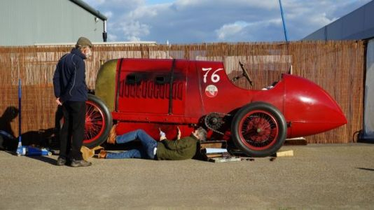 Inside The Strange World Of Goodwood's Pandemic SpeedWeek With No Tents, Crowds Or Hay Bales