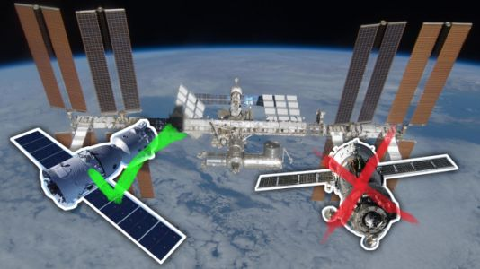 China Has the Only Way to Get Humans to Space Right Now